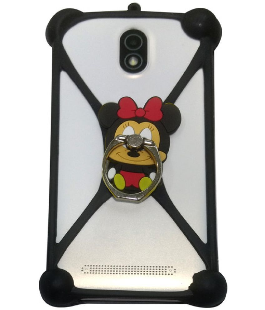 Micromax Canvas Hue Bumper Cover by Corcepts - Multi