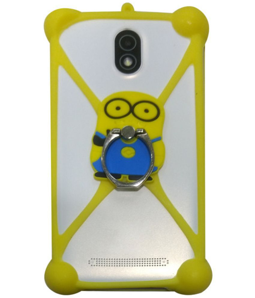 Micromax Canvas Juice 3 Bumper Cover by Corcepts - Multi