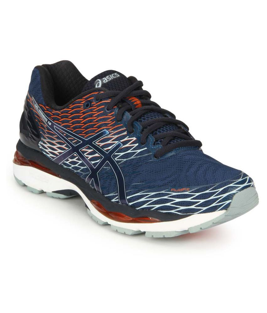 Asics Multi Color Running Shoes ...