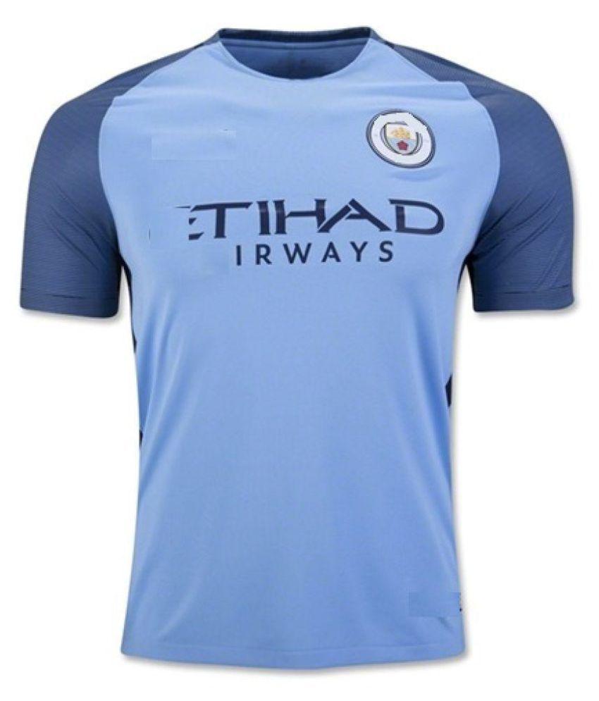 online store 263d8 0a1fc Marex Grey Blue Manchester City Jersey