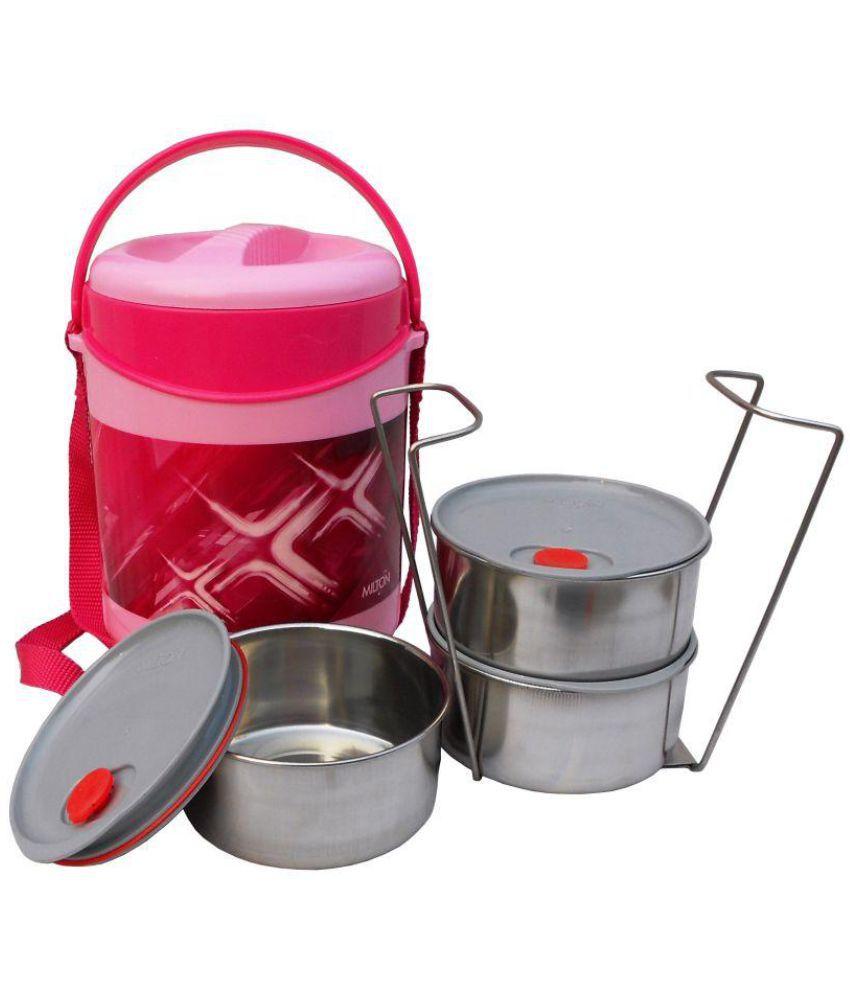 Milton Lunch Box Buy Online At Best Price In India Snapdeal