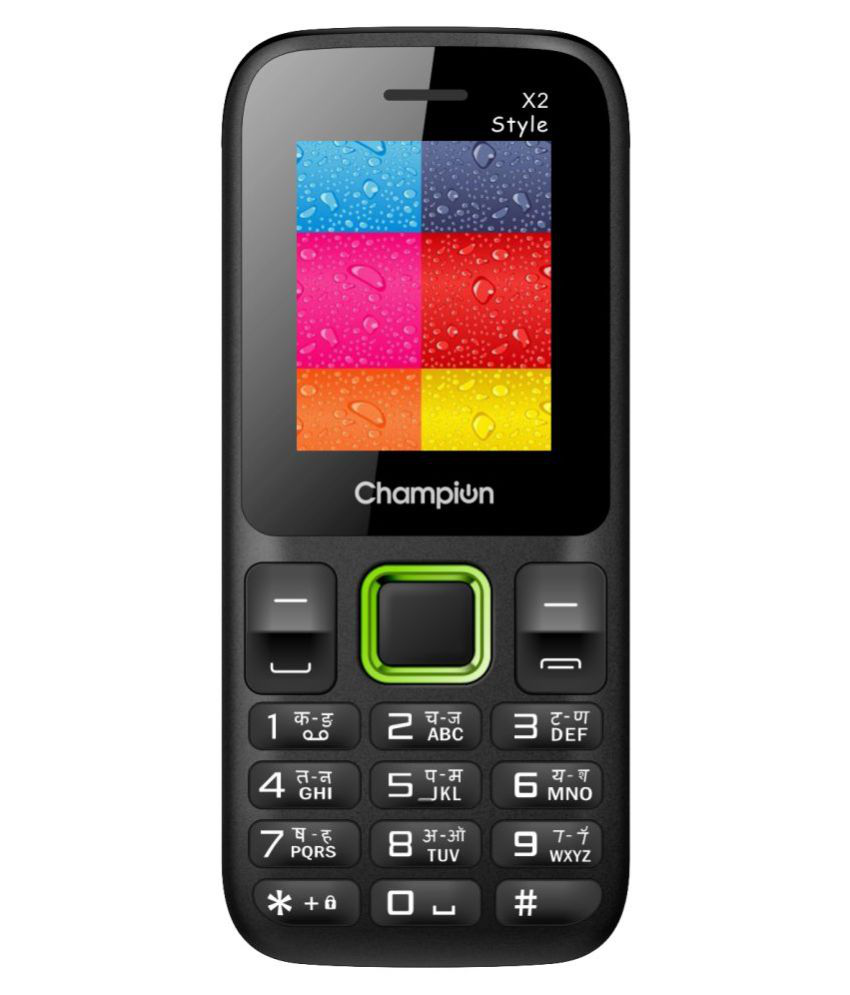 Champion X2-STYLE 4GB and Below Green