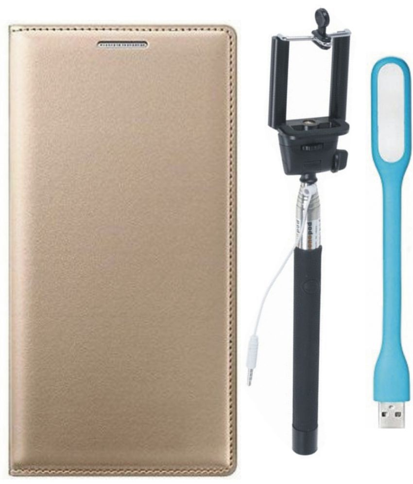 Micromax Canvas Selfie 4 Cover Combo by Matrix