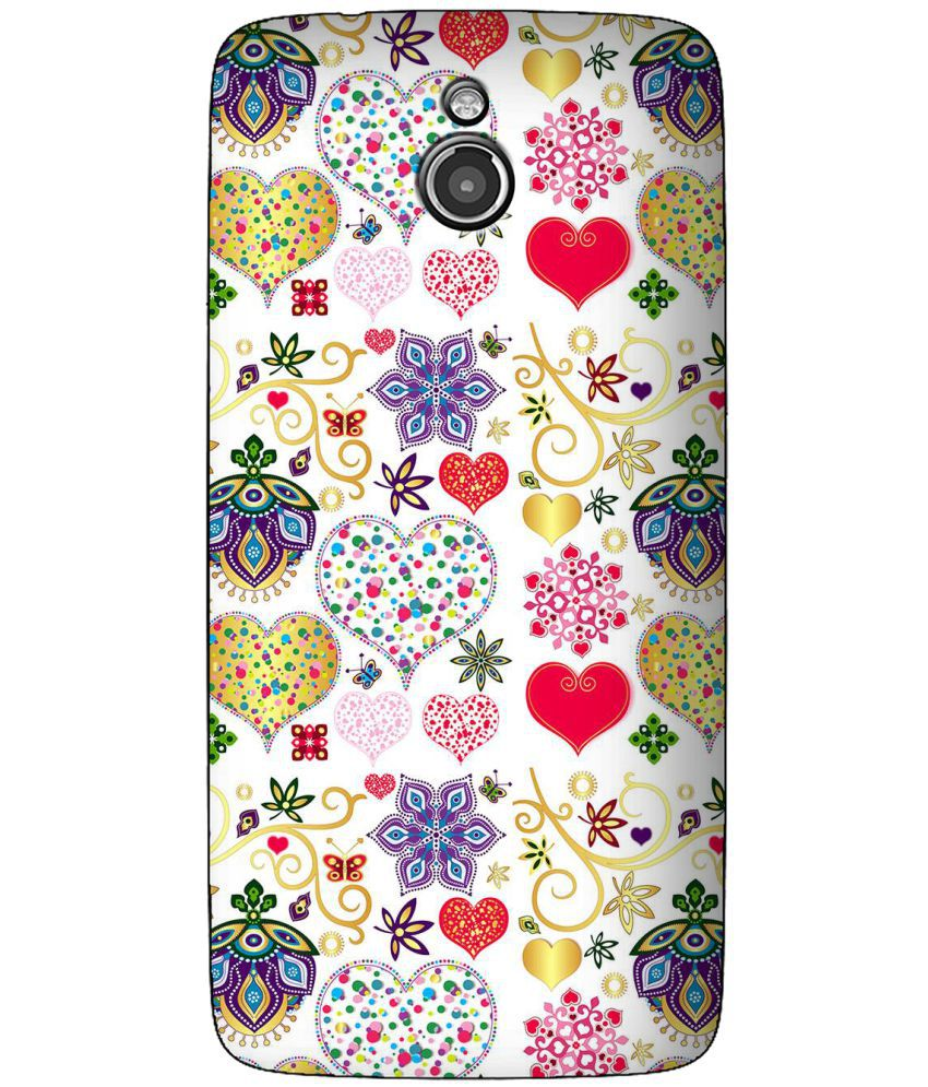 Infocus M2 Printed Cover By SWAGMYCASE