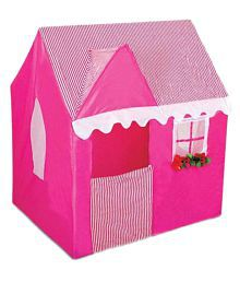 Latest Pink Tent House For Kids