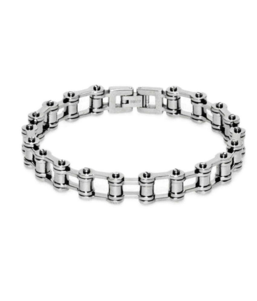 Memoir Silver Titanium Bracelet