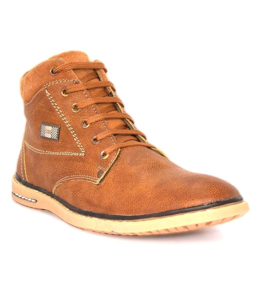 ADX Tan Casual Boot