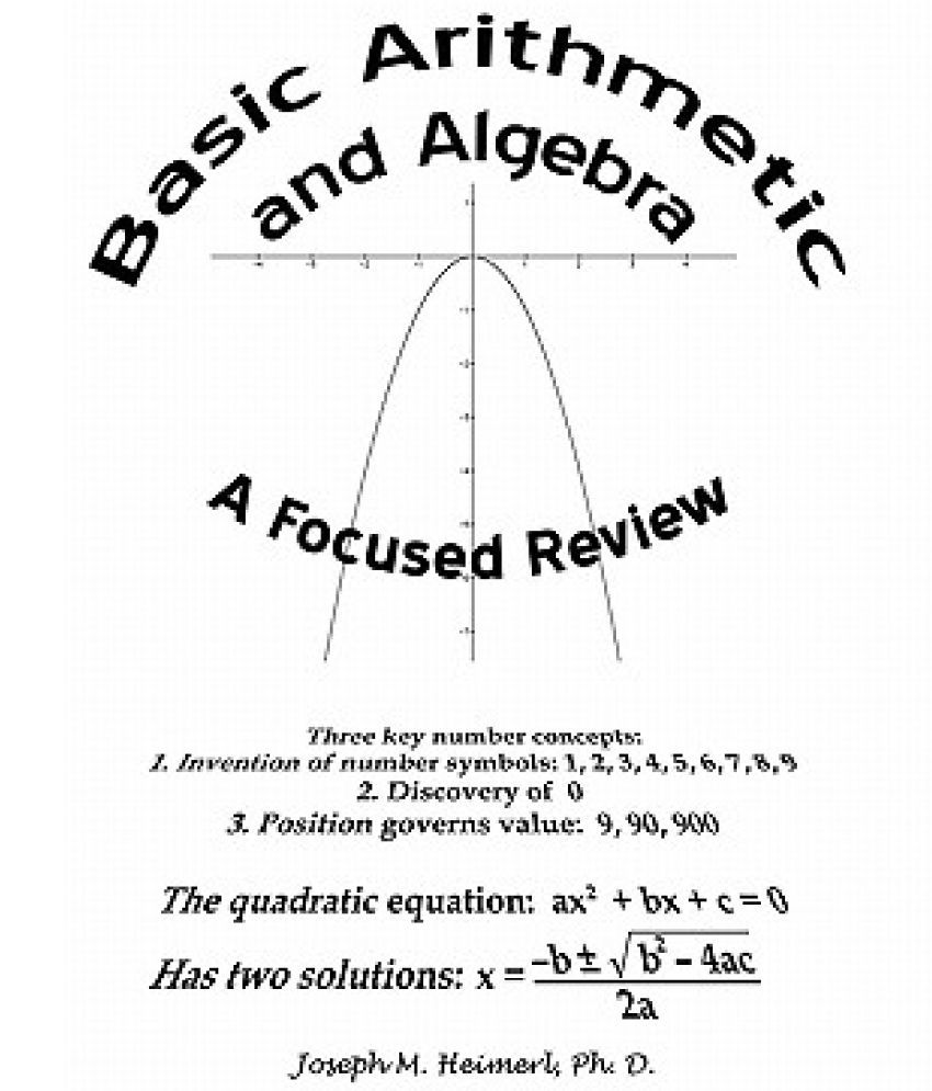 Enchanting Basic Arithmetic And Algebra Pictures - Worksheet Math ...