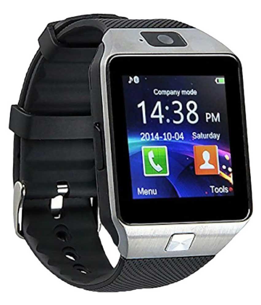 Ocean I bt dz09 Smart Watches Black