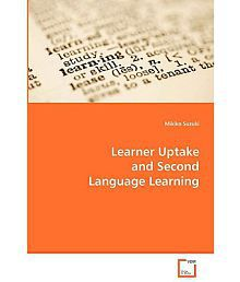 Learner Uptake and Second Language Learning