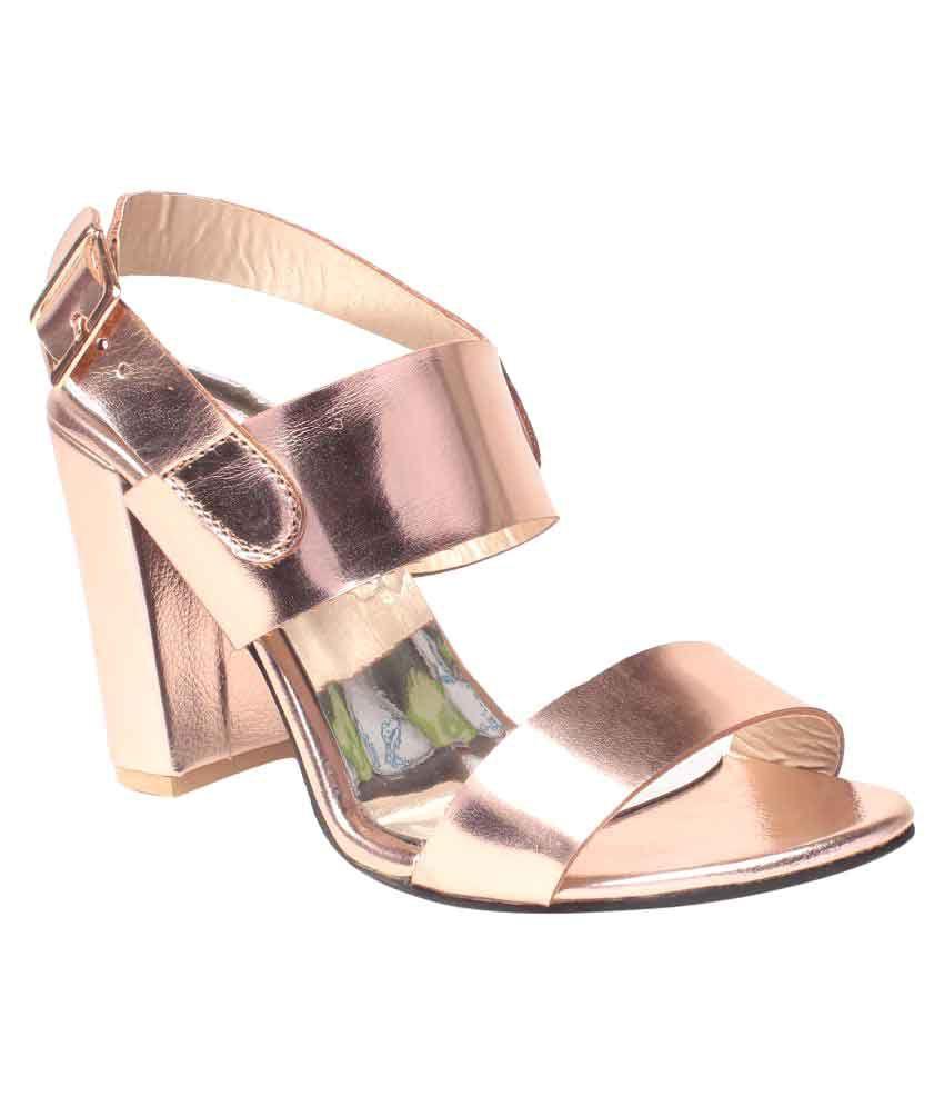 MSC Gold Heels