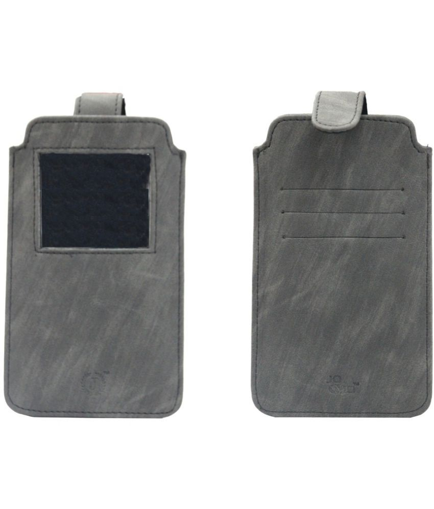 Zopo ZP590 Holster Cover by Jojo - Grey