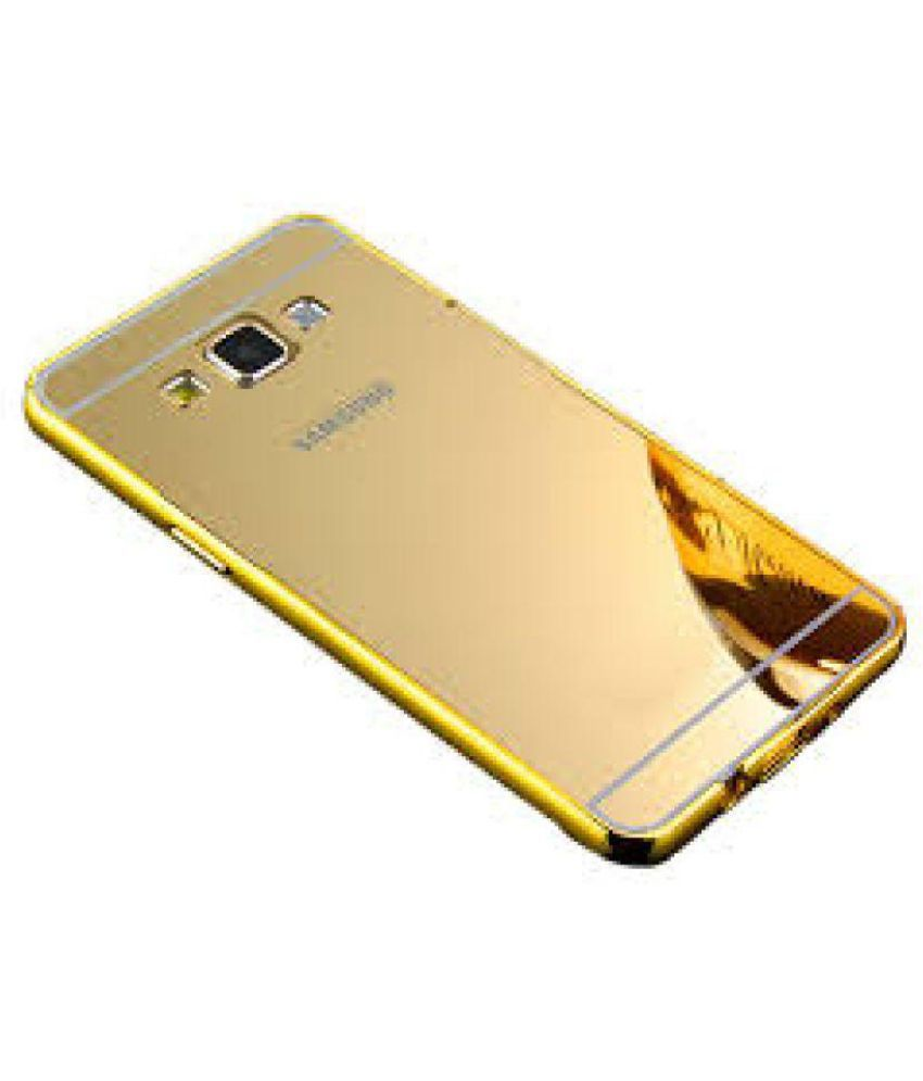 buy popular 82ad0 e84de Samsung Galaxy J5 Prime Cover by ALIVE - Golden