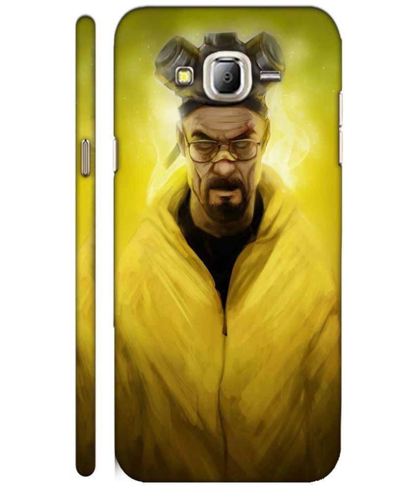 Samsung Galaxy j3 Printed Cover By AATANK