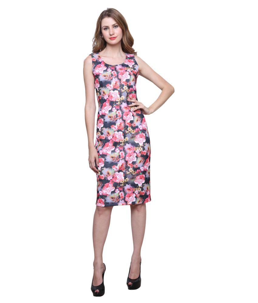 Trendsnu Polyester Dresses