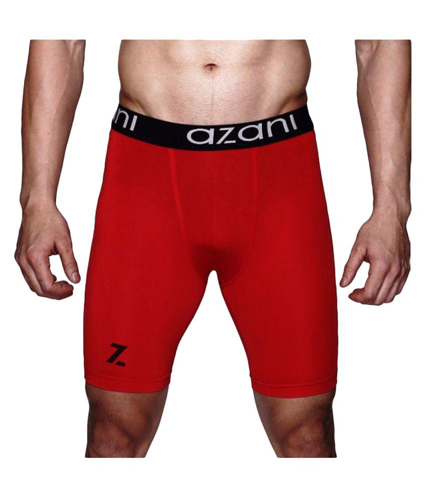 Azani Innerwear- Red