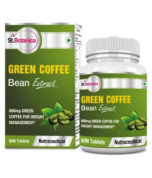 Stbotanica Coffee4d Slimming Cream Green Coffee Bean Extract 800