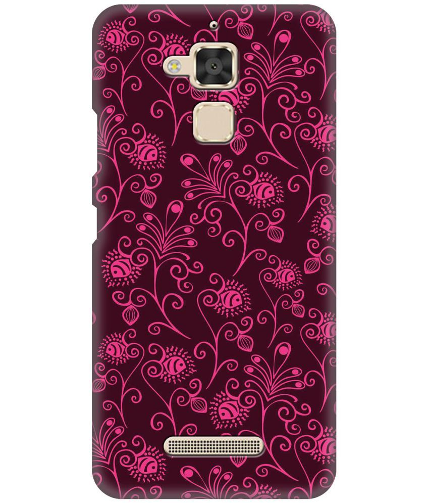 Asus Zenfone 3 Max Printed Cover By SWAGMYCASE