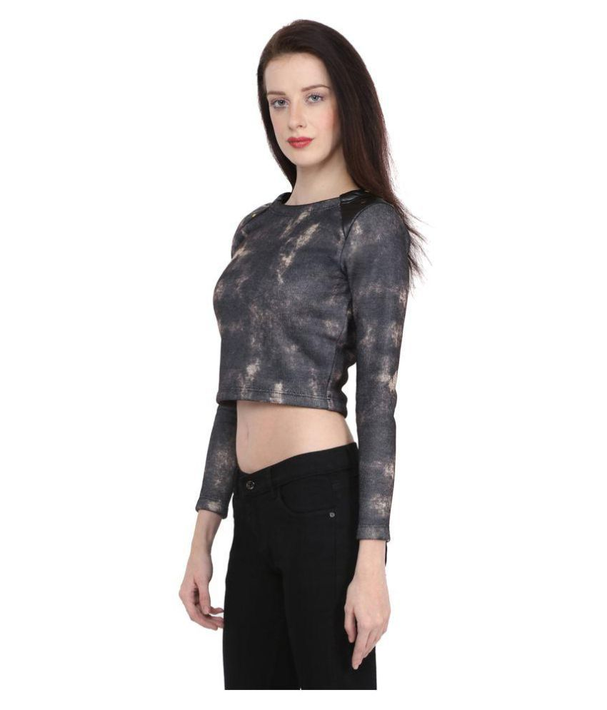 c6f35c3632d Martini Woollen Crop Tops - Buy Martini Woollen Crop Tops Online at ...