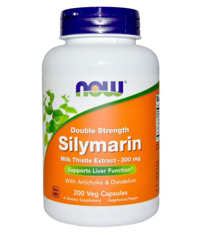 Now Foods SILYMARIN 200 gm Unflavoured
