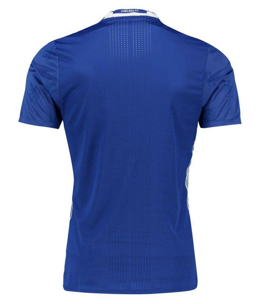 Marex Chelsea Blue Football Jersey Marex Chelsea Blue Football Jersey ... b98521888