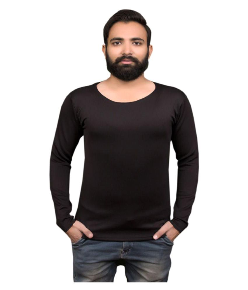 Credence Black Compression Tshirt