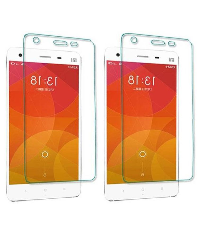 Xiaomi Mi4 Tempered Glass Screen Guard By Furious3D
