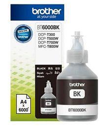 Brother Black Ink Cartridge Single