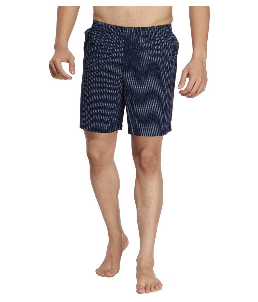 Ennoble Navy Shorts