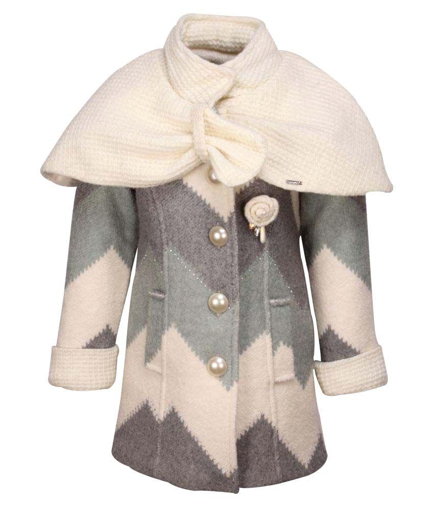 Cutecumber Multicolor Coat