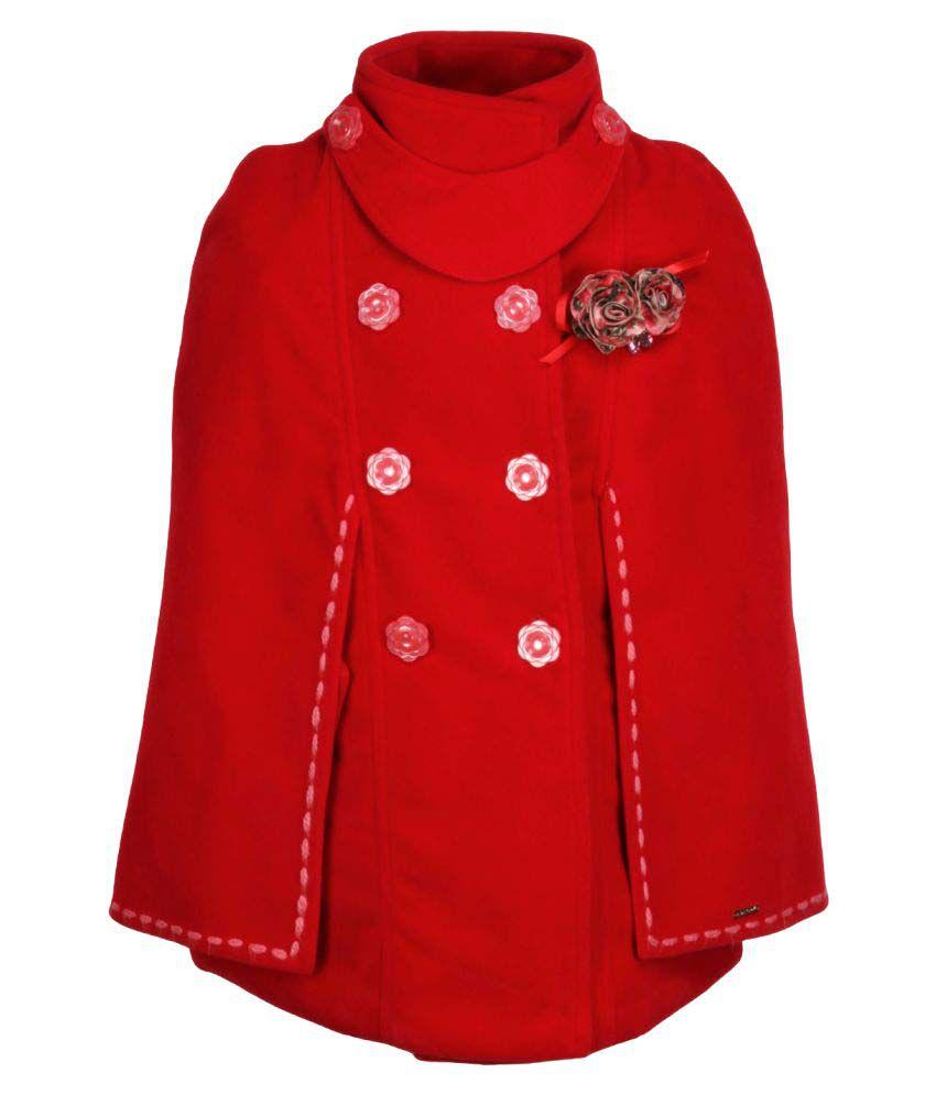 Cutecumber Red Jacket