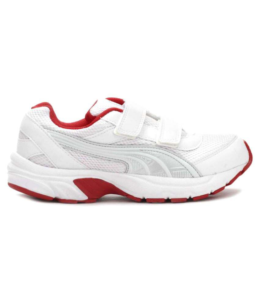 puma white running shoes available at snapdeal for rs1006