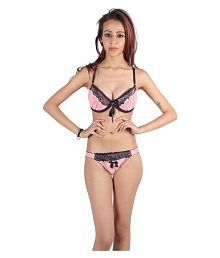 Giggly Bra & Panty Sets: Buy Giggly Bra & Panty Sets Online at Low ...