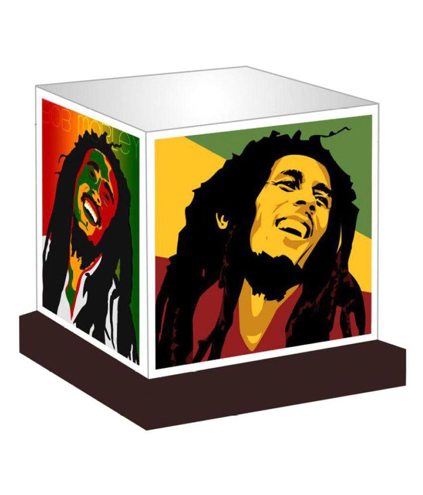 Advance Hotline Bob Marley Night Lamp Multi