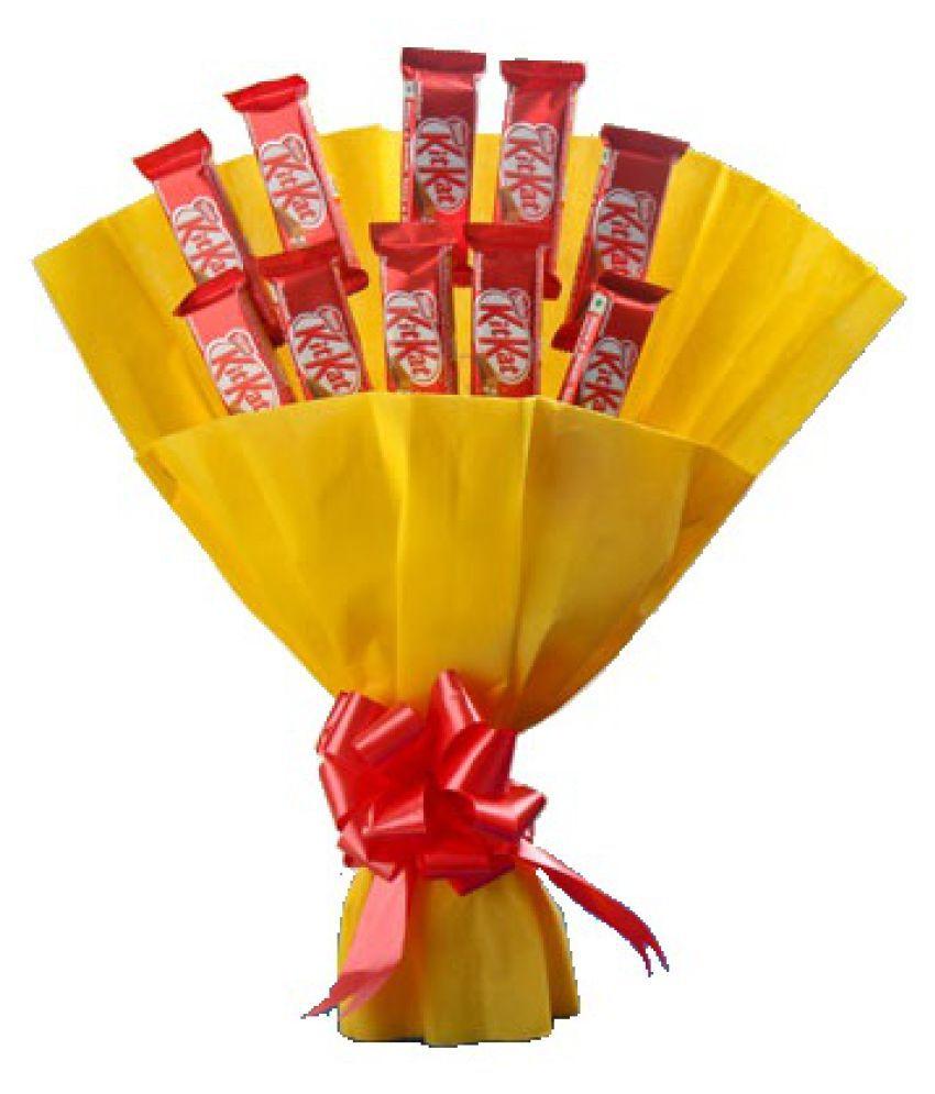 Innovative Valentine Chocolate Basket Kitkat 200 Gm Buy Innovative