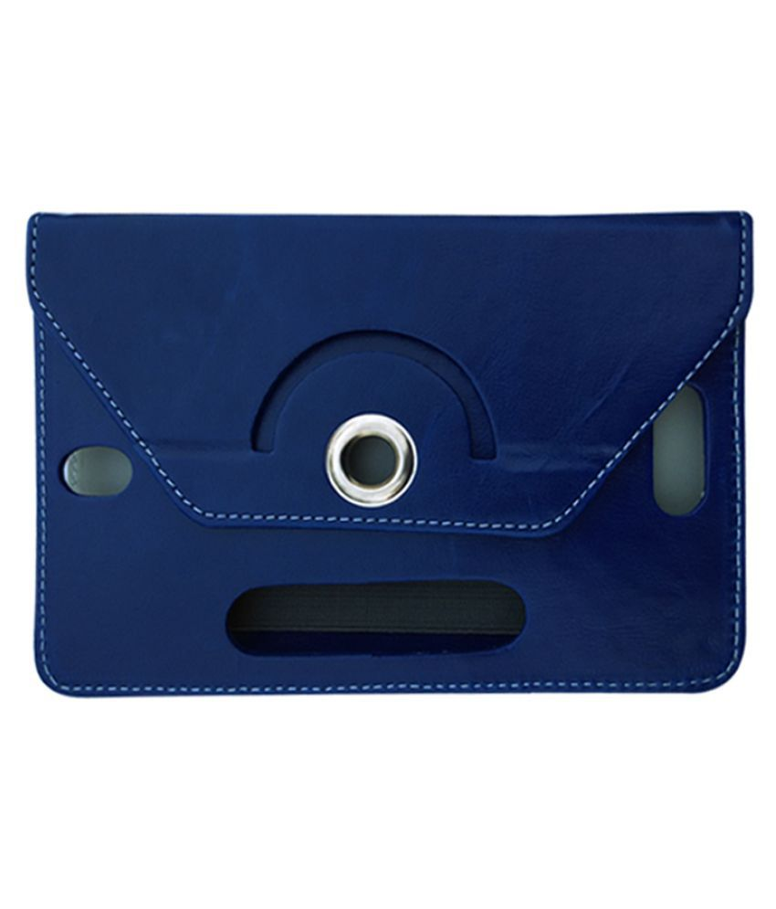 Huawei Mediapad T1 7.0 Flip Cover By Fastway Blue