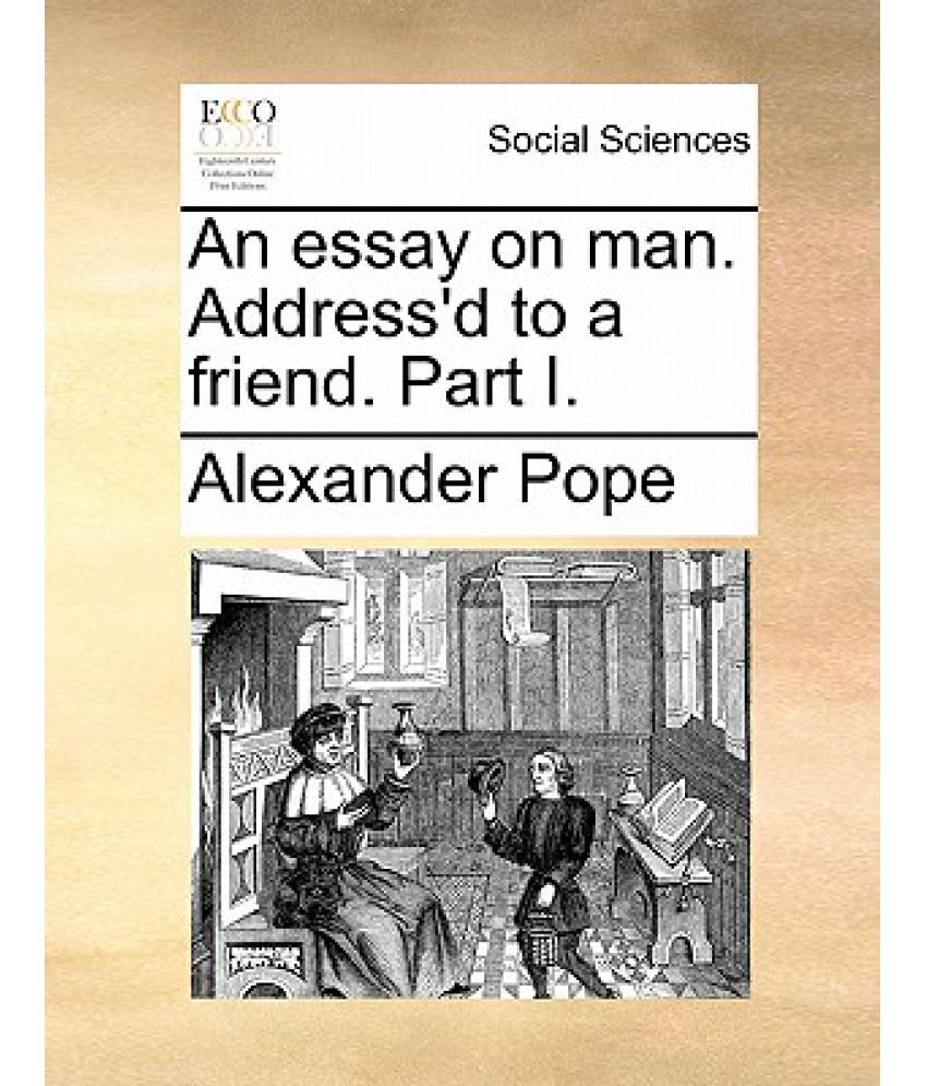 An essay on man by pope