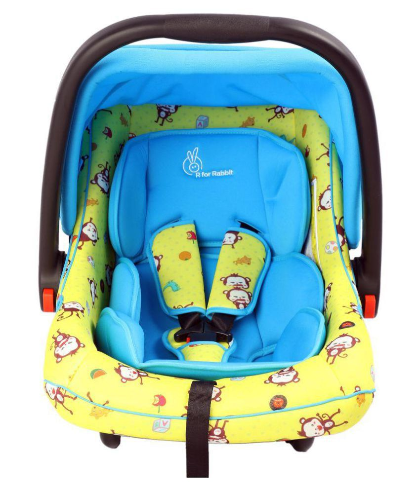 R For Rabbit Multicolor Baby Carrier