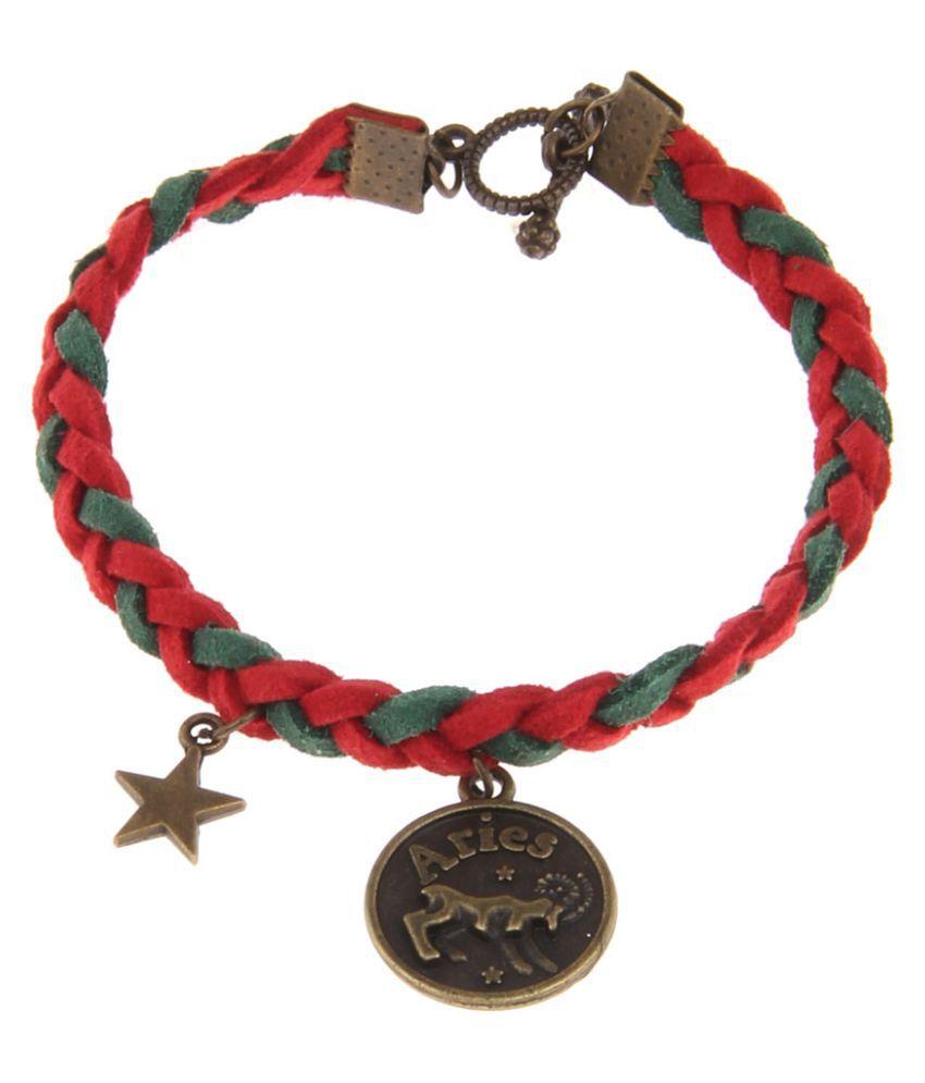 Jewelizer Multicolour  F-Bracelets For Women