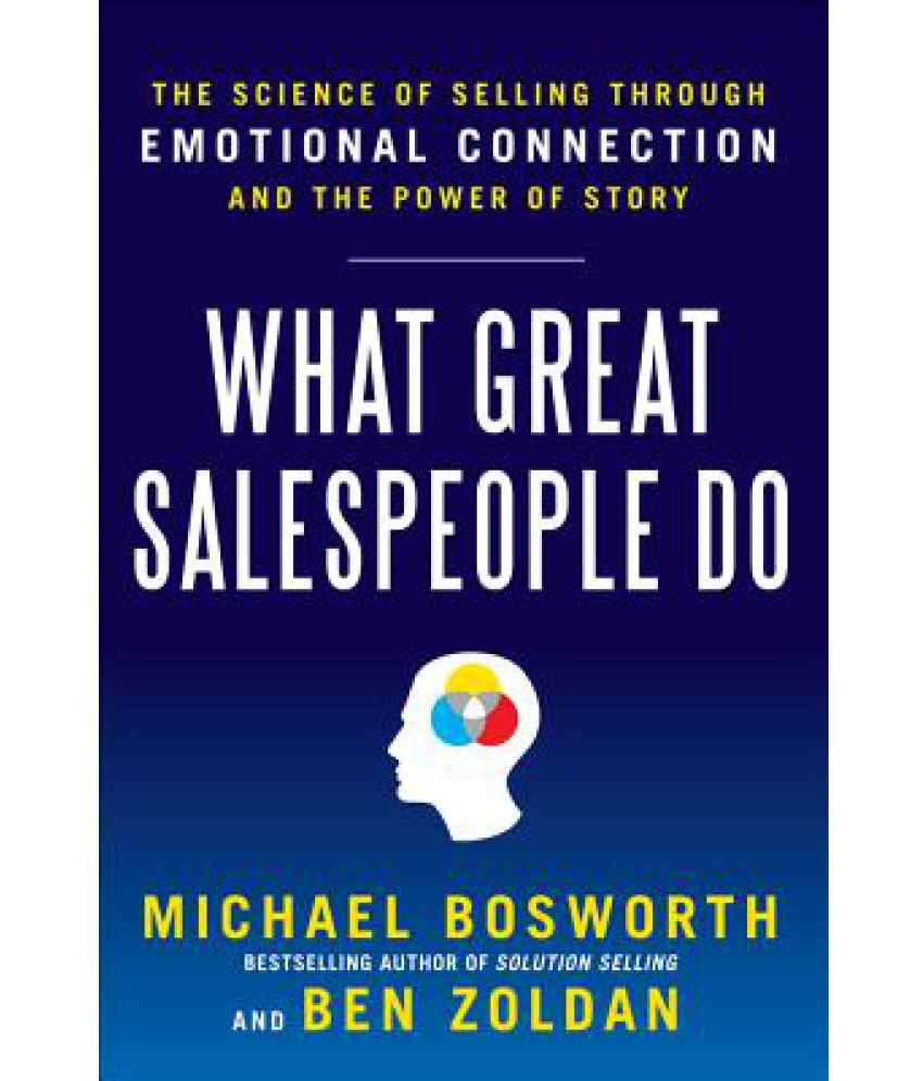 Image result for what great salespeople do