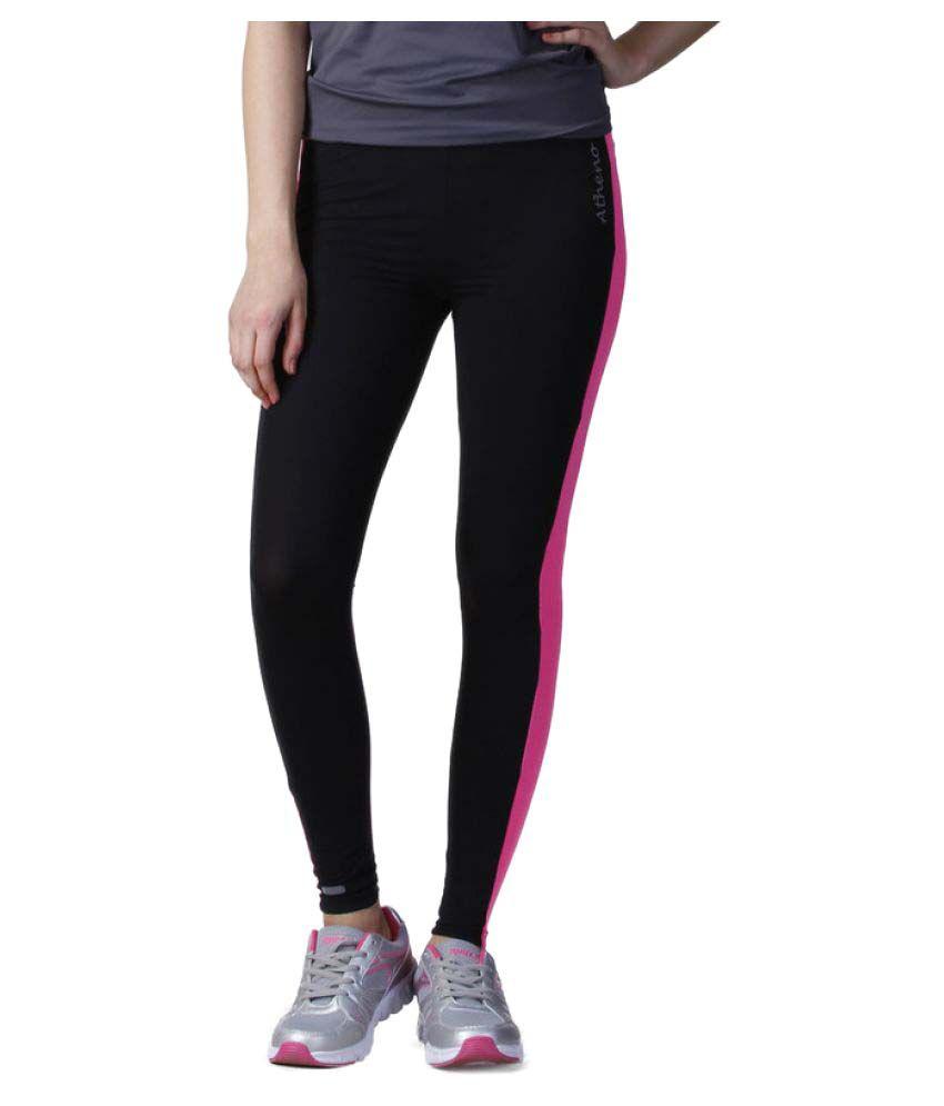 Atheno Womens Sportslycra Gym Legging
