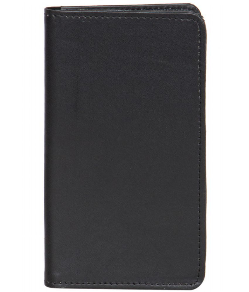 Iball Andi 5q Gold 4G Holster Cover by Senzoni - Black