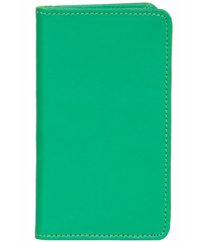 HTC Desire 516C Holster Cover by Senzoni - Green
