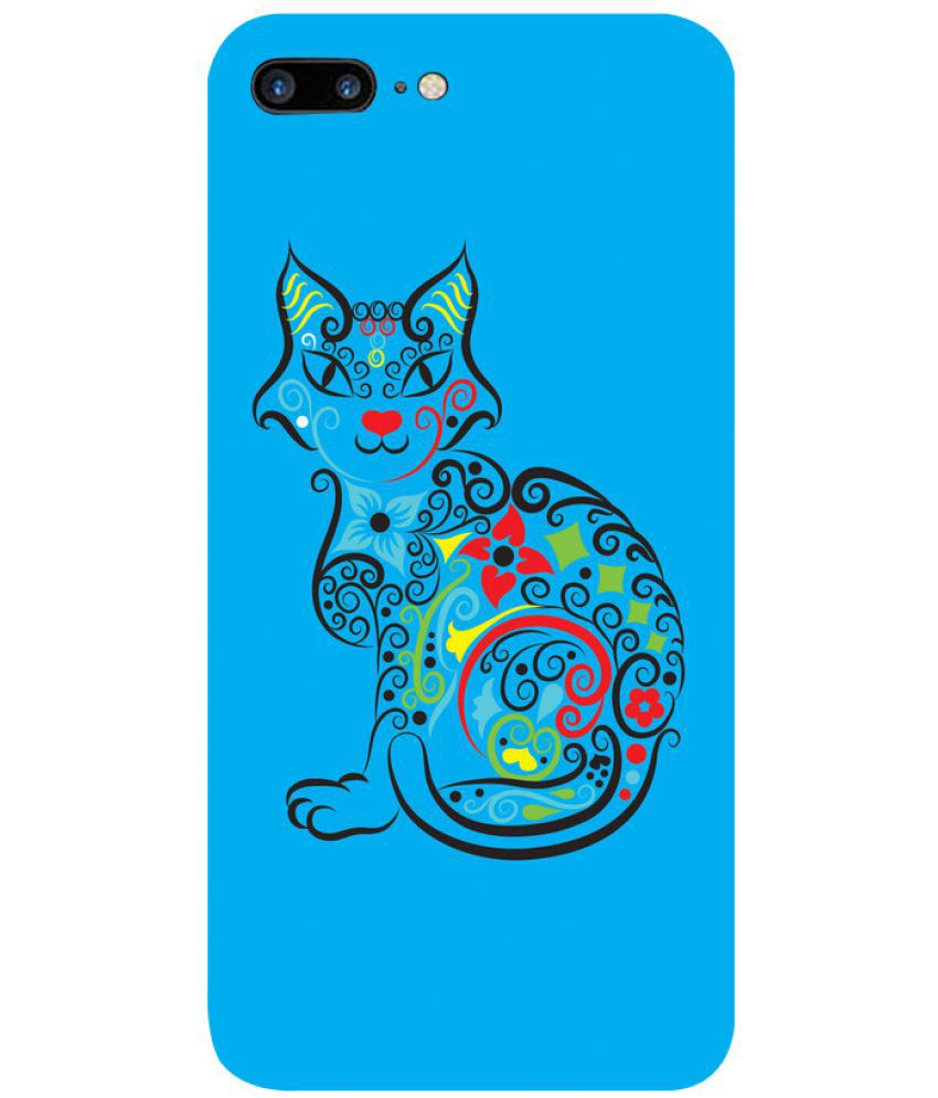 Apple iPhone 7 Plus Printed Cover By Skintice