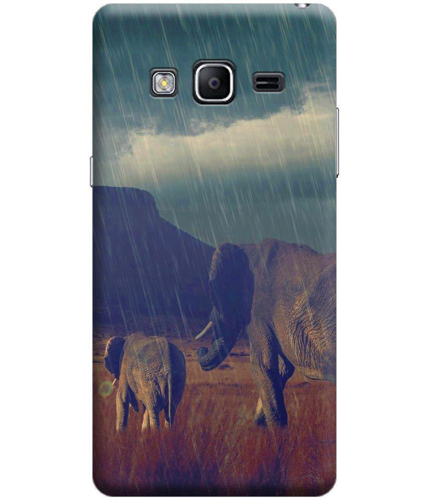 Samsung Tizen Z3 Printed Cover By Makemycase