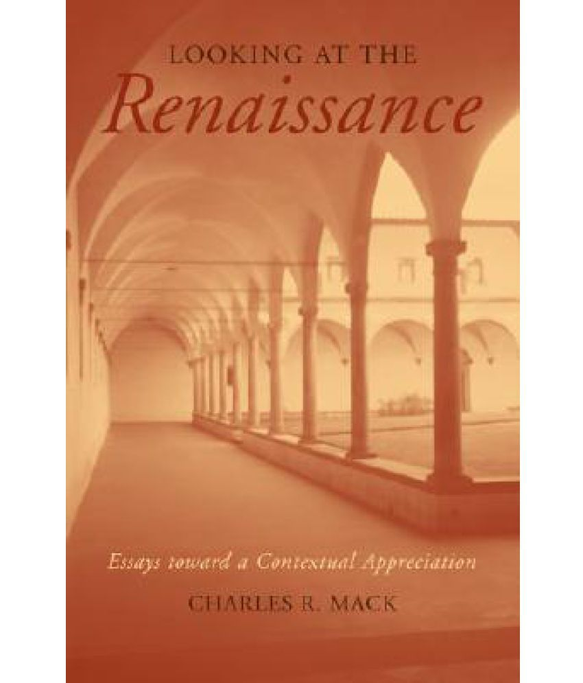 Essays on the renaissance