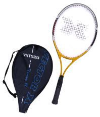 Vector X Stiff Graphite Tennis Racquet MultiColour