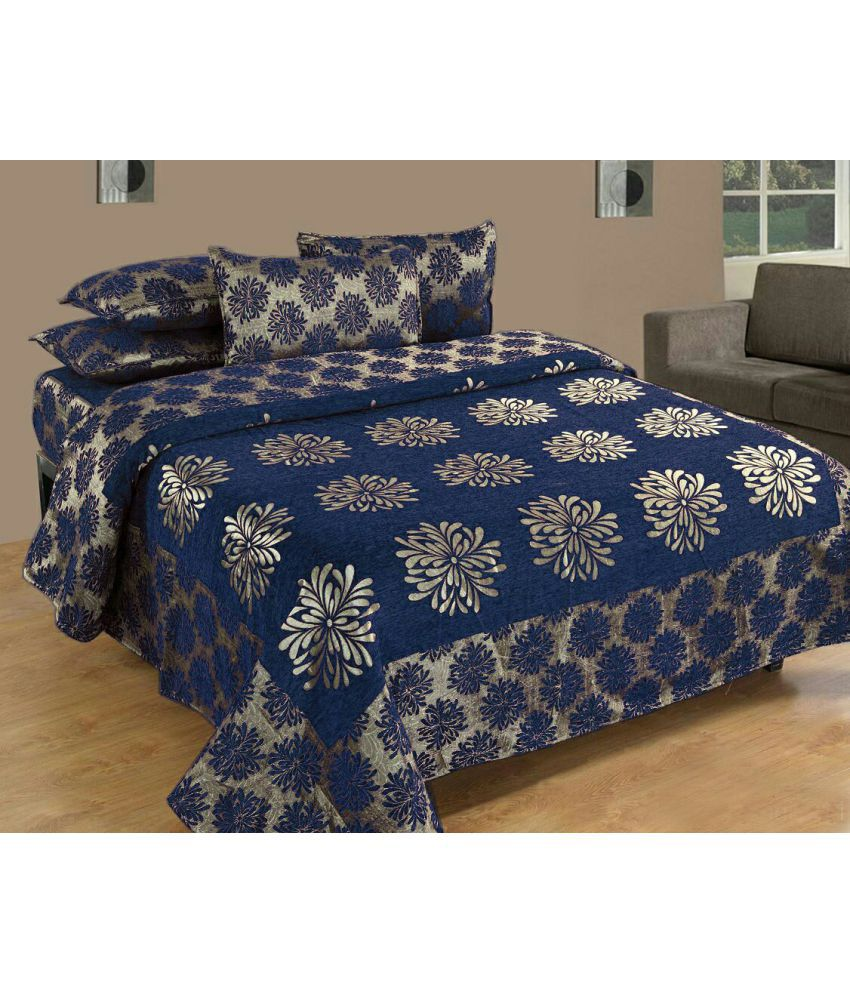 Srb Double Velvet Bed Sheet Online At Low Price In India Snapdeal