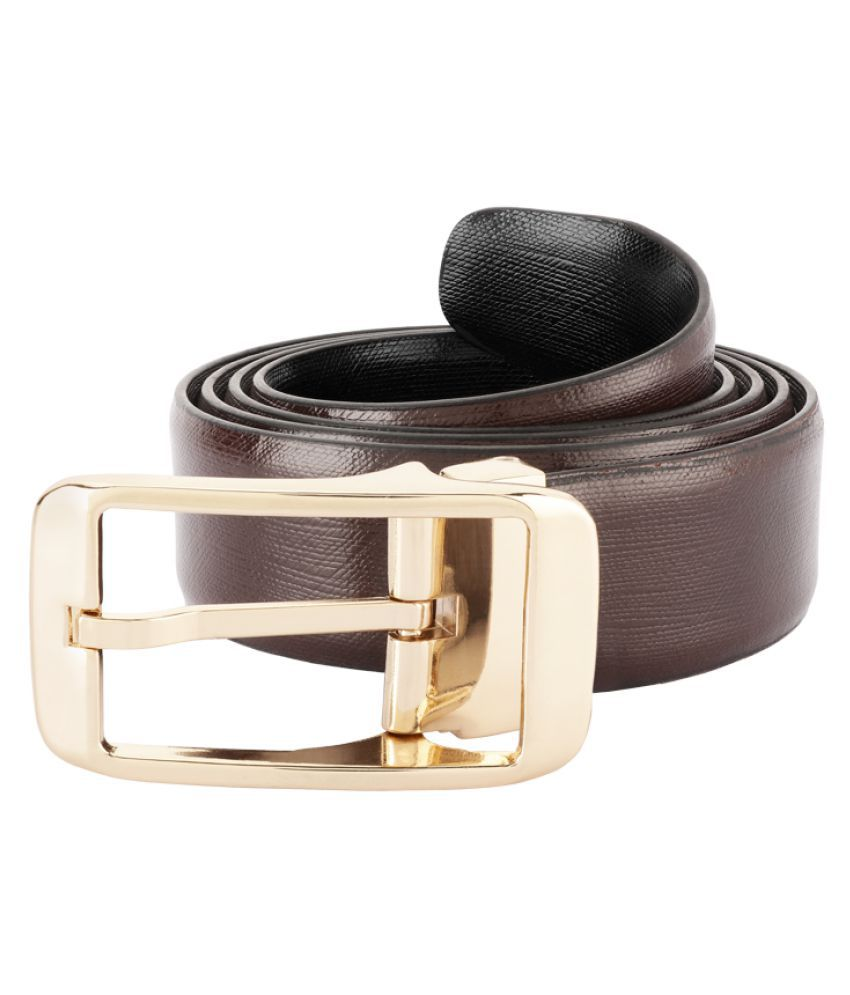 ColorPlus Multi Leather Casual Belts