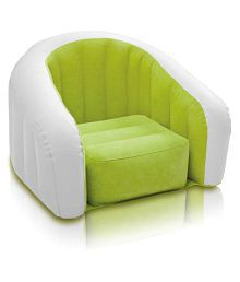 Intex Inflatables Green Cafe Club Chair